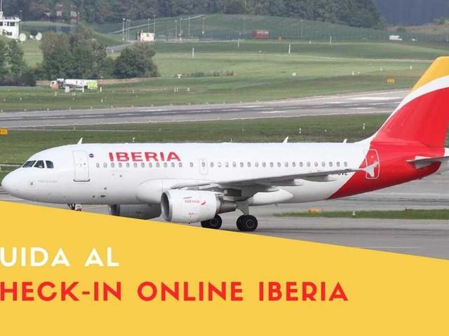 Check-in online Iberia: come farlo. Guida completa