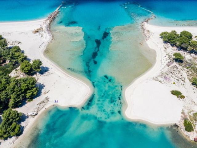 Grecia: dieci meravigliose spiagge Bandiera Blu