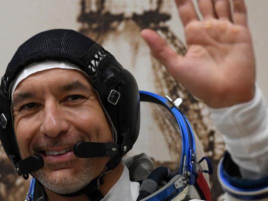 È partita la navetta Soyuz con a bordo Luca Parmitano