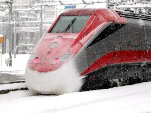 Maltempo in arrivo al Centro Sud: FS attiva la preallerta dei piani neve e gelo