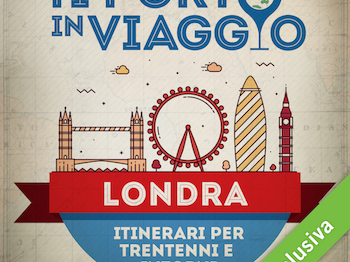 """""""Ti Porto in Viaggio"""" a Londra, ti accompagno a Little Venice in questo Audiobook Audible"""