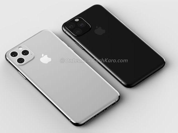 Arrivano conferme che la fotocamera di iPhone 11 sarà davvero così (brutta)