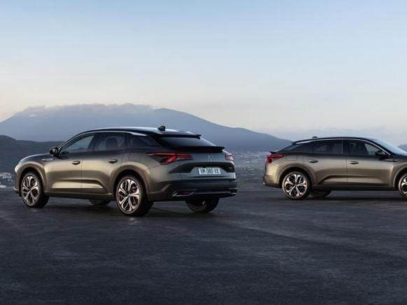 Citroën con C5 X rientra nel settore dell'alto di gamma