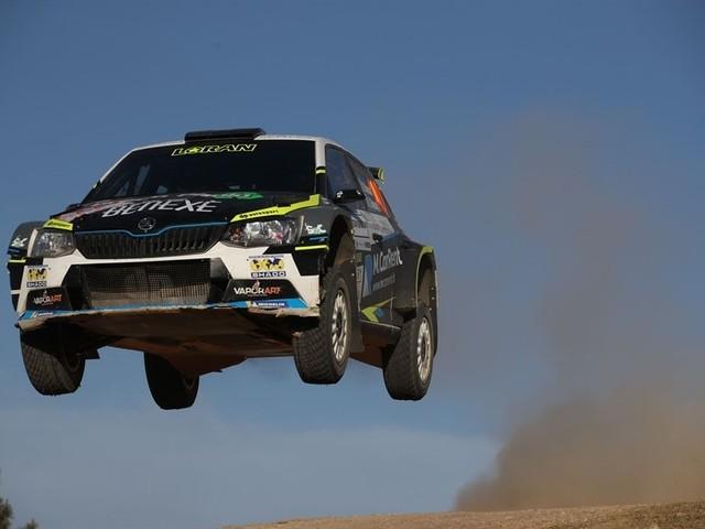 Italiano Rally - Sardegna: vince Basso su Skoda Fabia R5