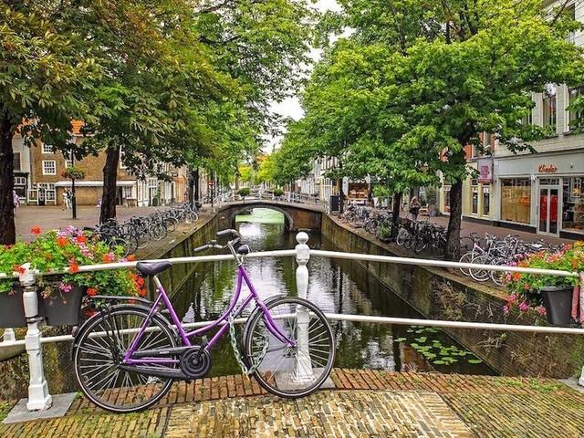 Olanda in bici: le regole da rispettare sulle due ruote