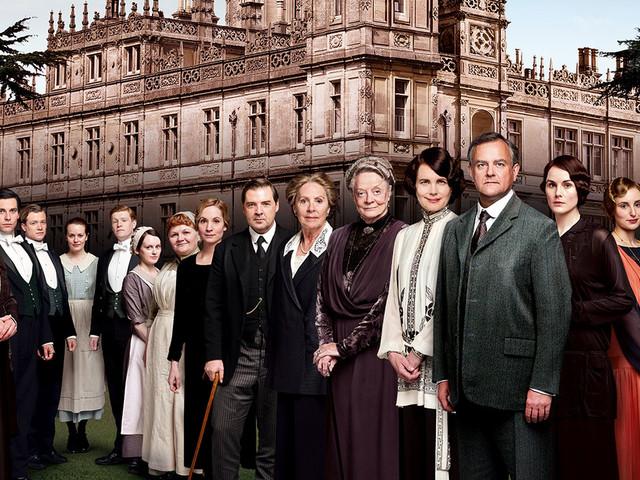In difesa della nobiltà: la vita dei conti Crawley è un sontuoso film