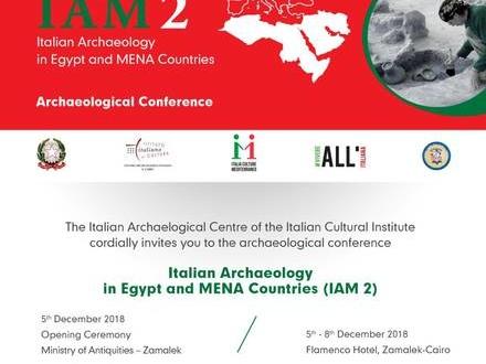 Archeologia: conferenza italiana aperta da ministro El-Enany
