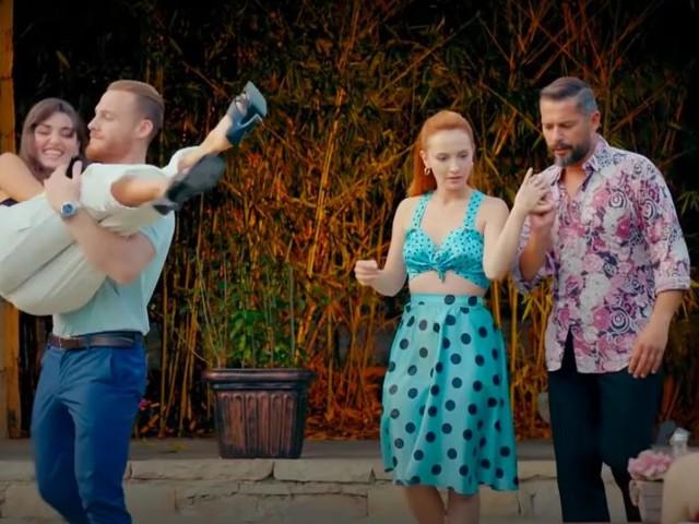 Sen Çal Kapımı, spoiler 2ª stagione: Kiraz vuole un fratellino da Eda e Serkan