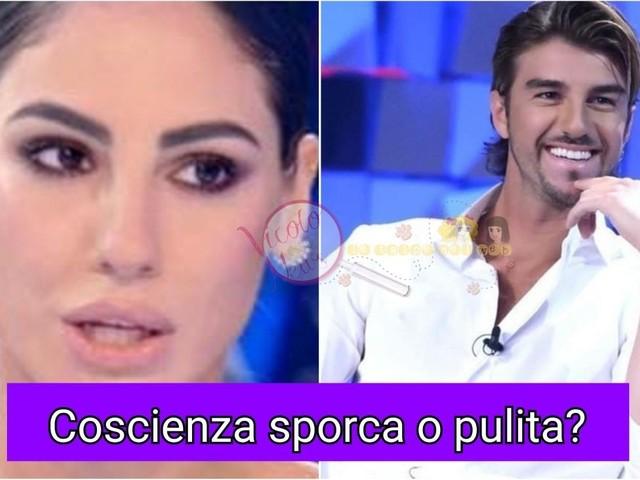 Giulia De Lellis risponde così alle insinuazioni di Andrea Damante sulla data d'inizio della sua conoscenza con Carlo Beretta