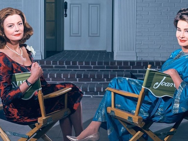 Feud – Bette and Joan: diva contro diva a favore di una Hollywood spietata. Da gennaio 2018 su Studio Universal