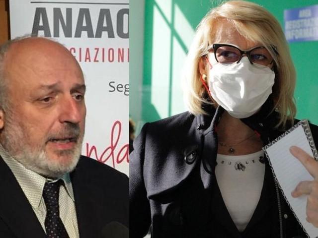"""Macerata, ordini di servizio per i turni al centro vaccinale. Anaao Marche: """"Deriva inaccettabile"""""""