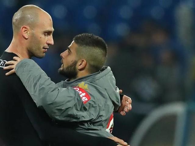 """Cannavaro tifa Insigne Paolo: """"Alzerai la Coppa"""""""