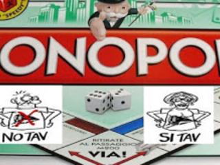 Nella 'Monopoli' del 'No TAV - Sì TAV', anche l'agnostico inizia a vacillare.