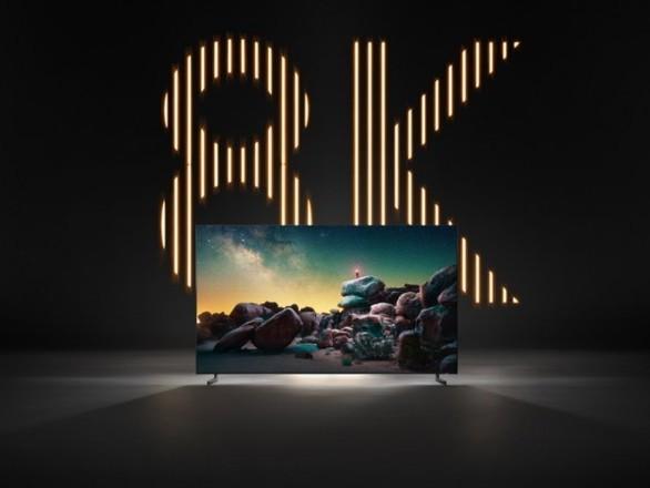 Vendite TV in aumento, dal 2019 sempre più spazio agli 8K