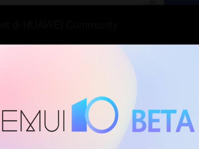 Seconda fase della beta EMUI 10 su 8 smartphone Huawei: cosa sapere prima di aderire