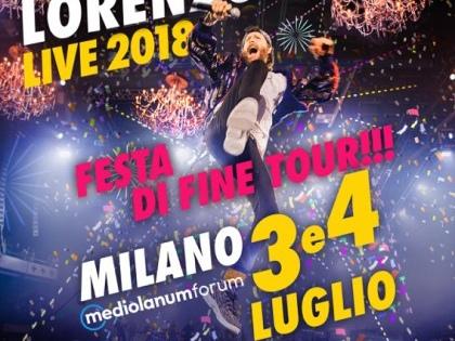 Lorenzo Live 2018: il gran finale del tour di Jovanotti va in scena a Milano DATE & INFO