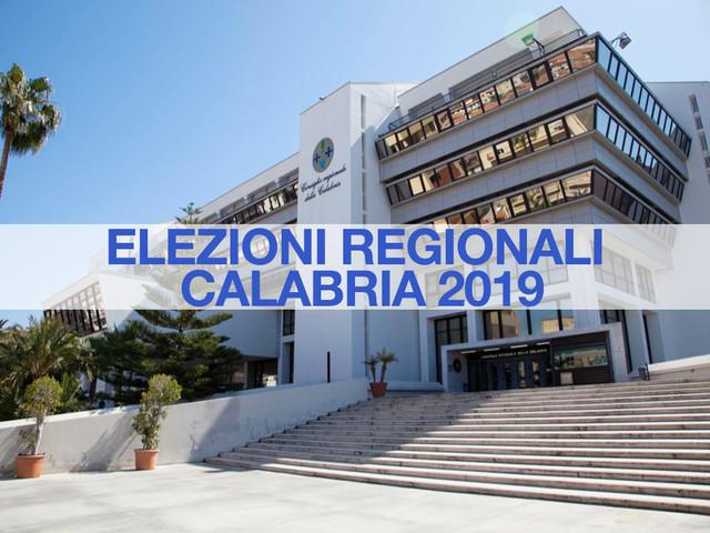 """Regionali Calabria, ecco il nome proposto da decine di attivisti: """"in Regione abbiamo bisogno di una persona come lui"""" [NOME]"""