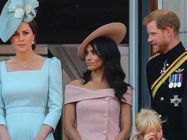 Un regalo da oltre 300mila euro: da Harry a Kate Middleton (e non a Meghan Markle)