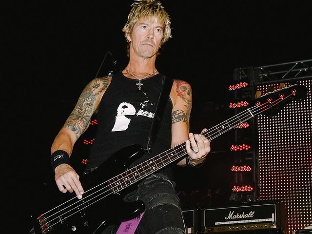Guns N' Roses, Duff McKagan suonerà in Italia a settembre