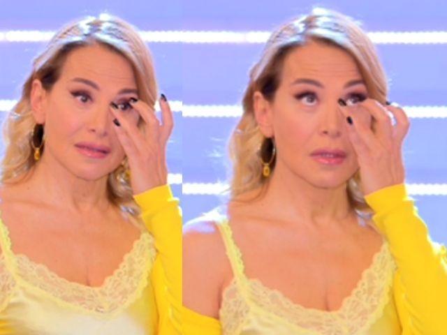 """Barbara d'Urso in lacrime a Pomeriggio 5 per Maria Antonietta: """"Io ci sono"""""""