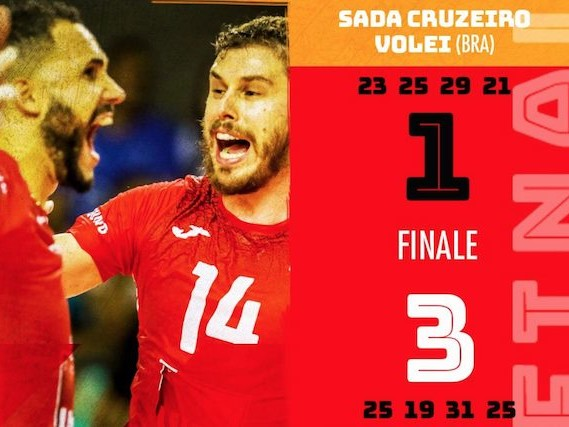Pallavolo, la Lube Volley Civitanova è campione del mondo: doppietta iridata per l'Italia
