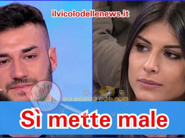 'Uomini e Donne' Dopo Claudia Dionigi, anche Giulia Cavaglià lascia trapelare la sua delusione per la finta scelta di Lorenzo Riccardi: ecco cosa hanno scovato le talpine!