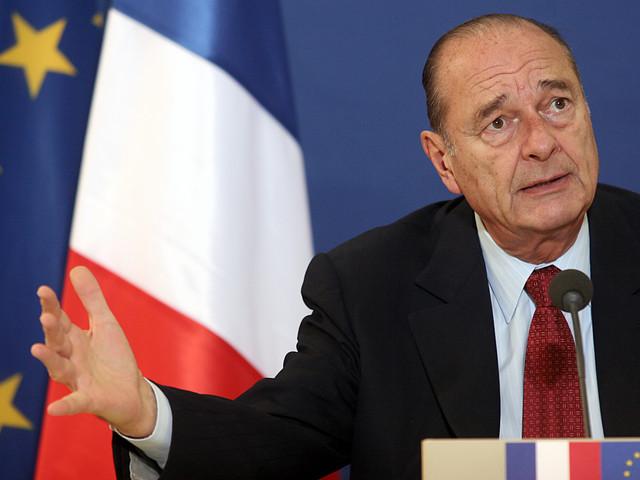 Francia, morto Jacques Chirac