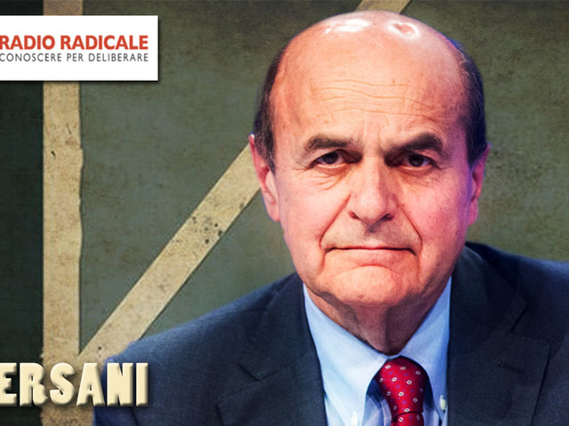 """Manovra, Bersani: """"Ha ragione Conte, serve intervento espansivo. Lega e destra insultano Gentiloni? Da che pulpito viene la predica"""""""