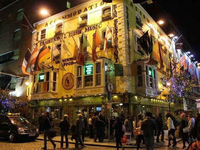 Vinci un viaggio a Dublino per due persone con il concorso Jameson