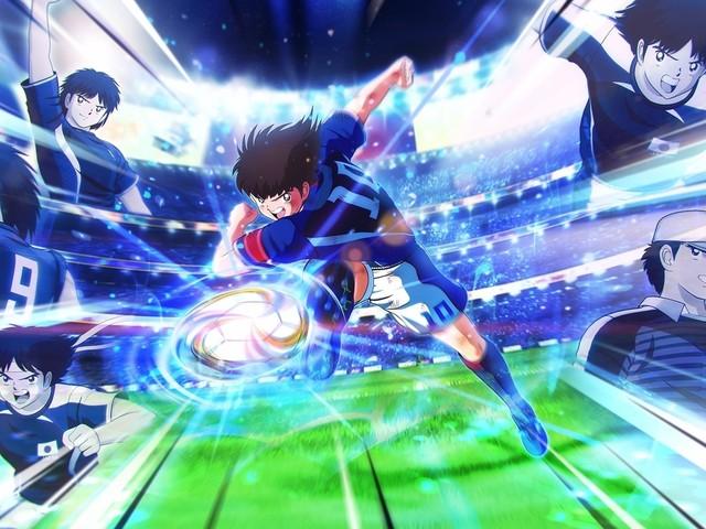 Captain Tsubasa: Rise of New Champions - prova