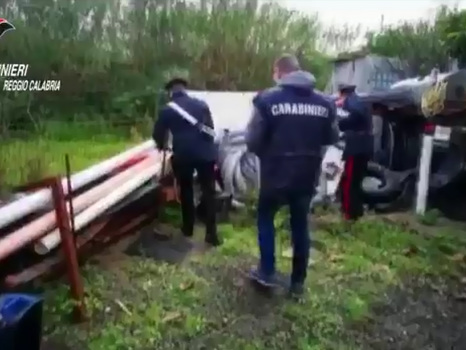 La 'ndrangheta negli appalti pubblici a Reggio e in provincia: un arresto, sigilli a 7 aziende - Video