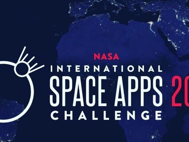 APERTE LE ISCRIZIONI AL NASA SPACE APPS CHALLENGE 2019
