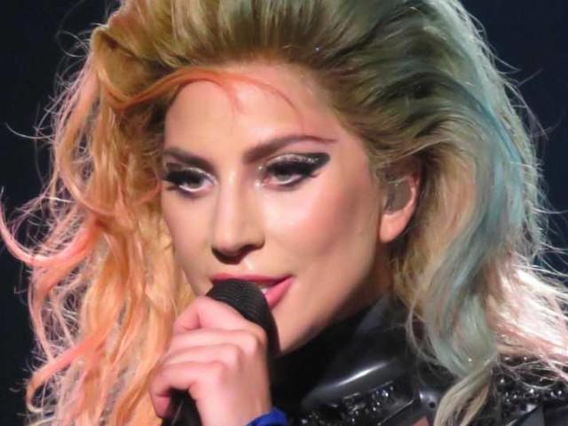 Lady Gaga cade dal palco insieme ad un fan (VIDEO)