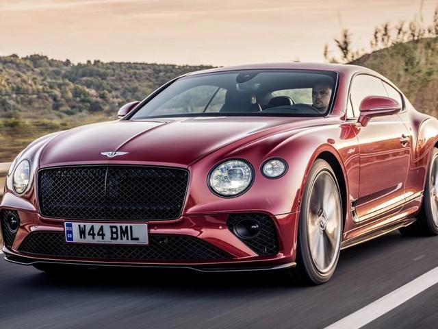 Bentley - Su strada con la Continental GT Speed - VIDEO