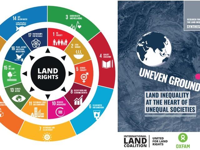 La land inequality sta alimentando le altre disuguaglianze