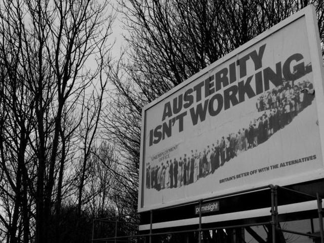 Sull'Unione, il peso dell'austerity
