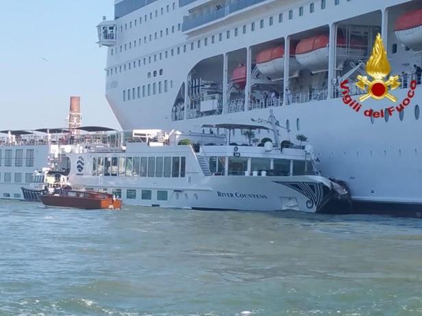 Il problema di Venezia è molto più serio dell'incidente di ieri