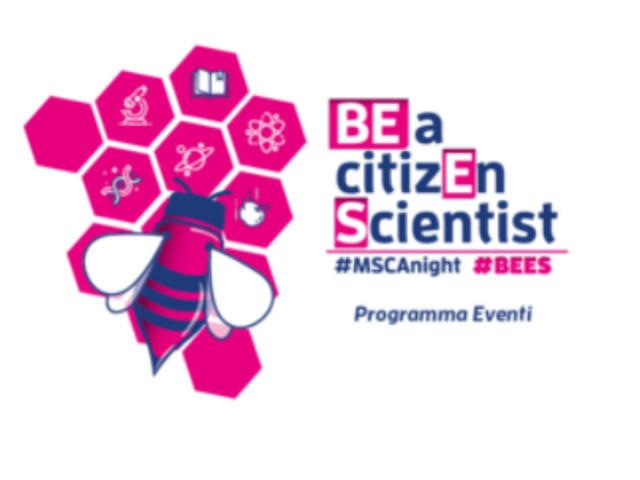 Notte Europea dei Ricercatori #BEES: online il programma completo, aperte prenotazioni