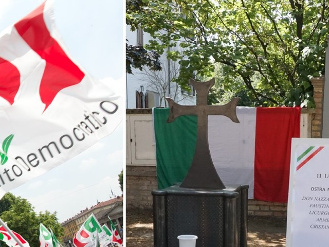 Sindaco Pd e parroco commemorano le spie nazifasciste a Ostra, Sinistra Italiana presenta un'interrogazione