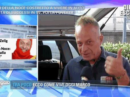 """Marco Della Noce, parla l'avvocato dell'ex moglie: """"Nessun accanimento, ha sperperato i suoi guadagni"""""""