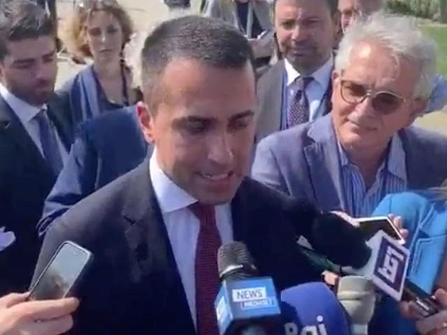 """Regionali Umbria, Di Maio: """"Patto civico con Pd possibile perché situazione emergenziale. Nessun automatismo in altre regioni"""""""