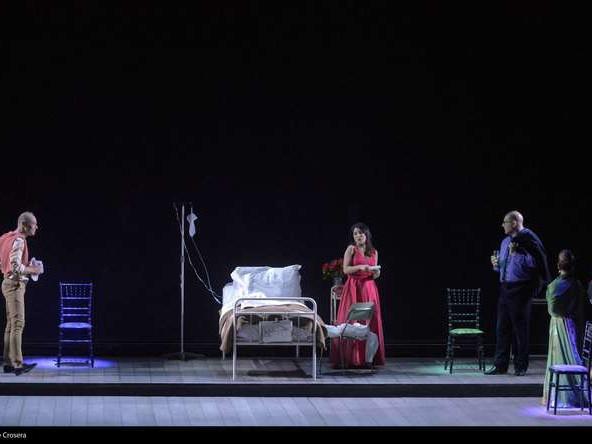 """Musica: alla Fenice """"La Traviata"""" in forma Covid-19"""