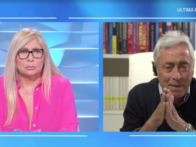 L'immunologo Francesco Le Foche a Domenica in: attenti agli occhi, l'importanza degli occhiali