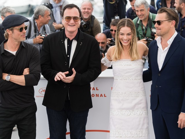 Cannes 2019, Tarantino su C'era una volta a…Hollywood: «Poche battute a Margot Robbie? Rifiuto quest'ipotesi»