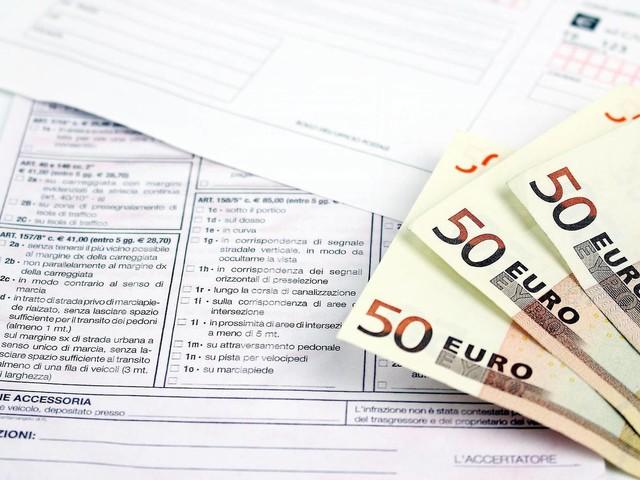 Cosa succede se non pago una multa entro la scadenza?