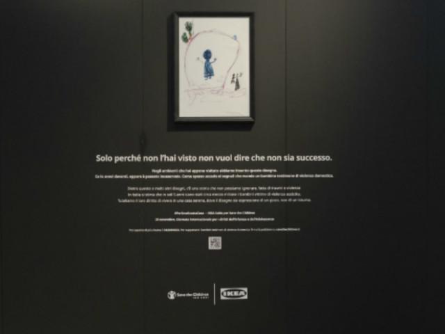 IKEA ITALIA E SAVE THE CHILDREN INSIEME CONTRO LA VIOLENZA ASSISTITA