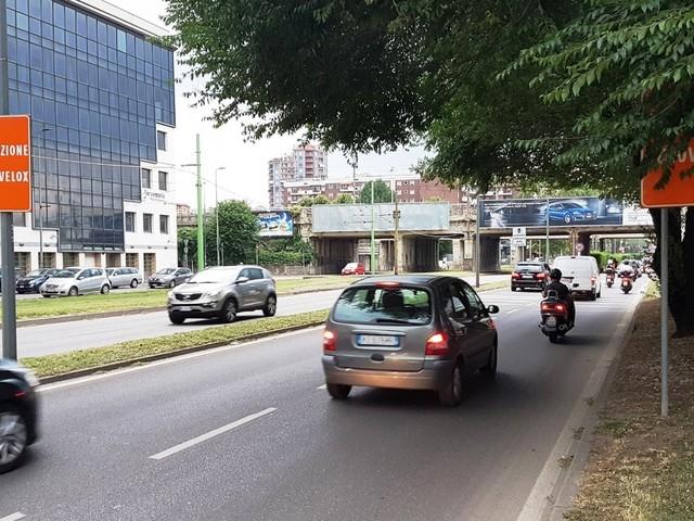 Milano, trappola autovelox - I difetti di Fulvio Testi