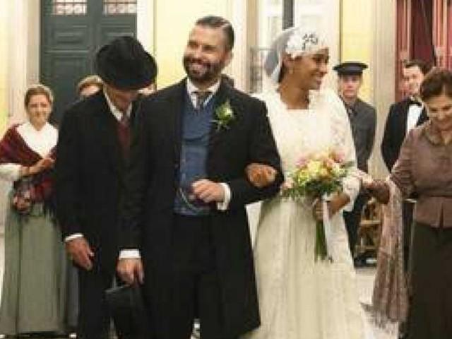 Una Vita, spoiler Spagna: uno sconosciuto interrompe le nozze di Felipe e Marcia
