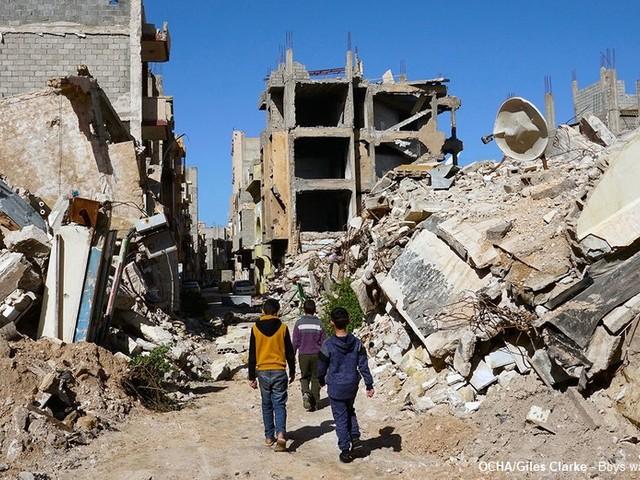 Cessate il fuoco in Libia, ma l'Europa delega ancora il controllo delle frontiere ai Paesi nordafricani (VIDEO)