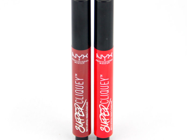 Recensione Rossetti Super Cliquey Matte Lipstick NYX